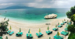 Seaside Vlore Albania