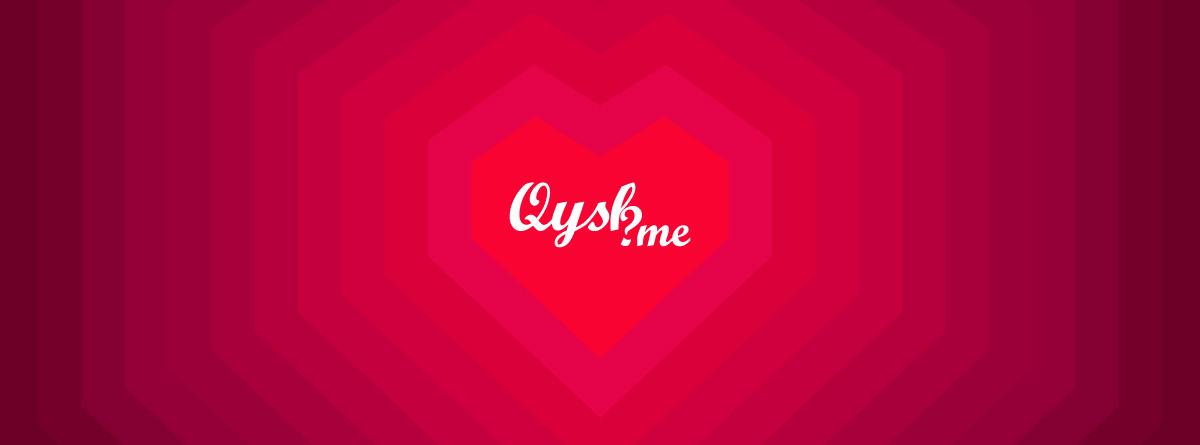 Qysh Me - Startup