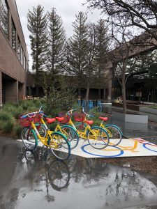 Google Campus - Bikes