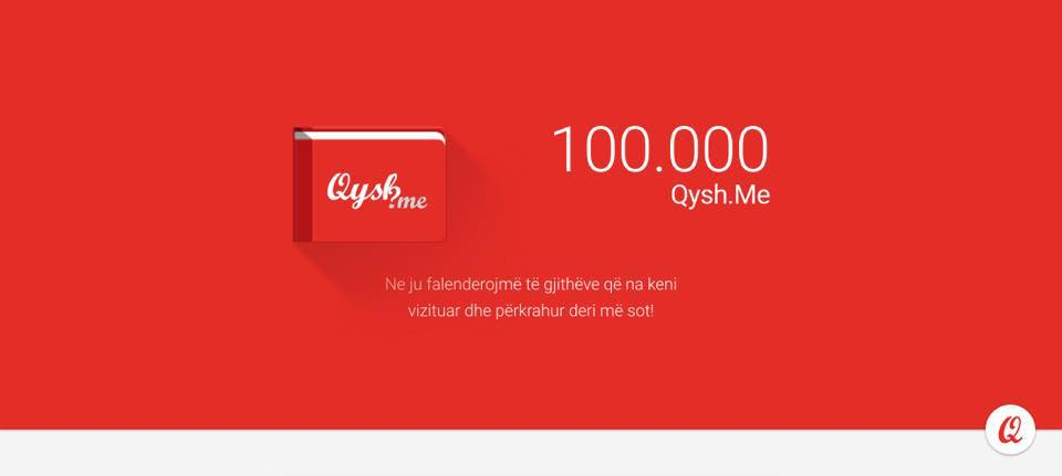 100k Likes on Facebook