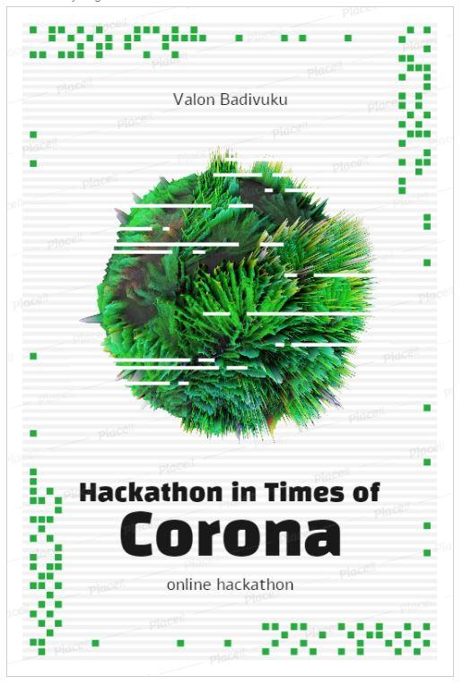 Hackathon in Times of Corona
